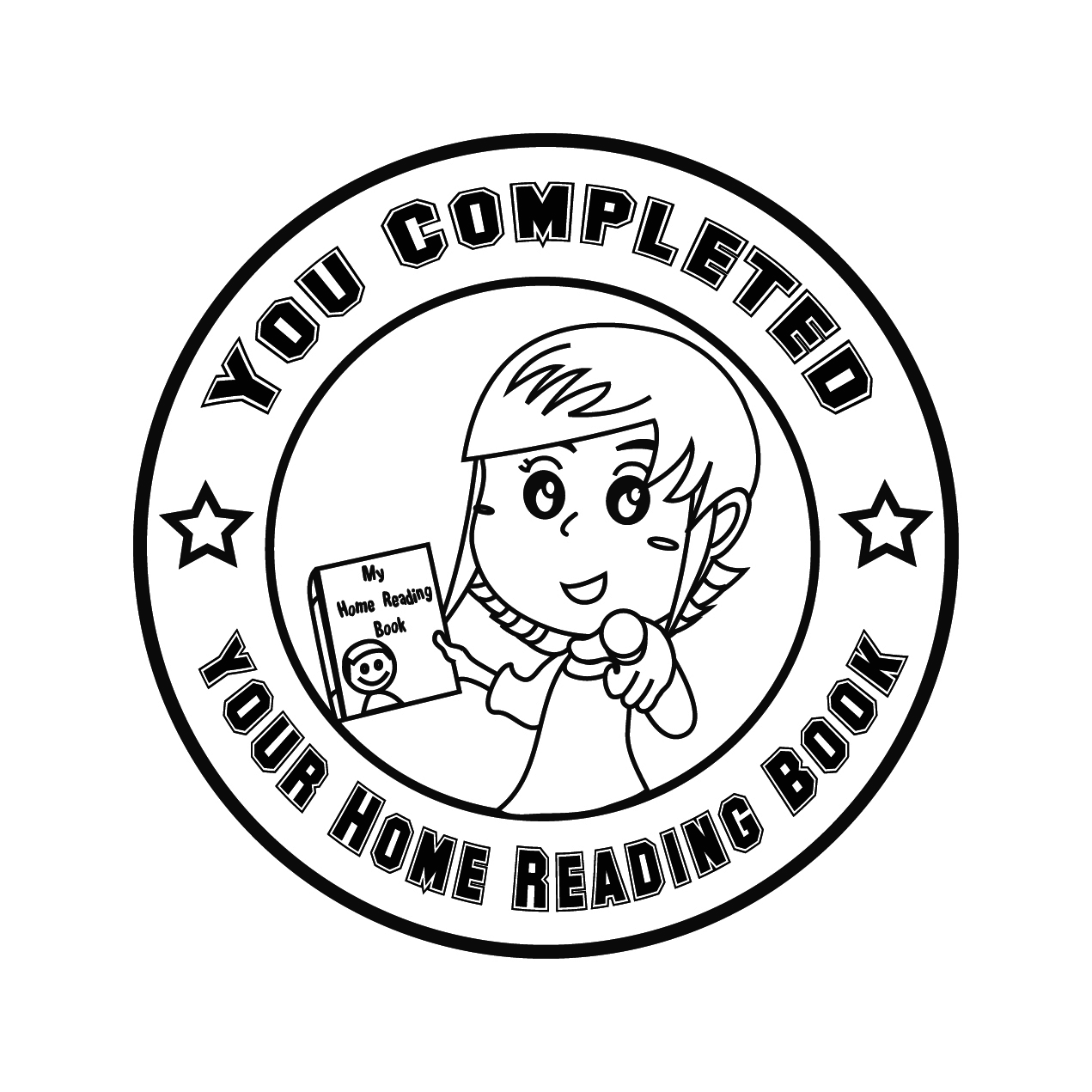 Home Reading Stamp V2
