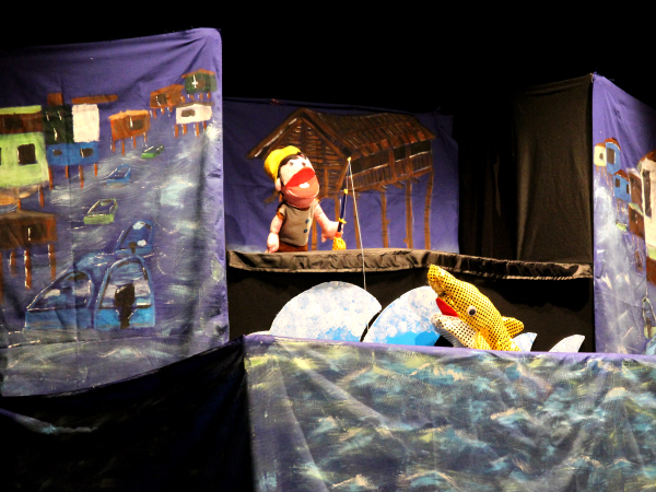 """Story to stage"" Puppetry Competition"