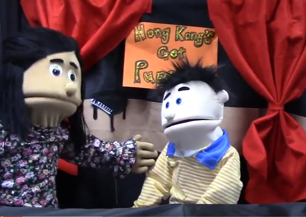 Video: Instructional Video:P.O.W.E.R of Puppetry(18:14)