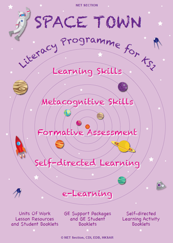 The Space Town Literacy Programme for KS1