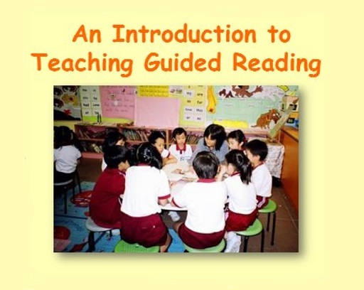 Guided Reading CPD